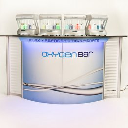 Commercial Systems with Portable Bar