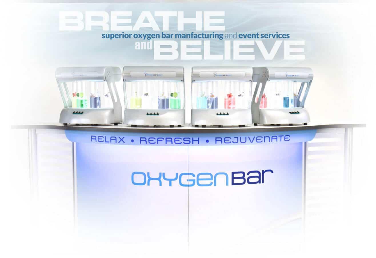 Oxygen Bar Supplies