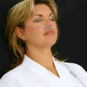 O24U Oxygen Infusion 6LPM