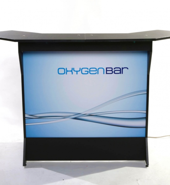 4 Person / 2 Station Intrepid Nexus Bar