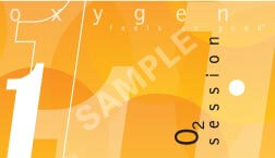 Gift / Loyalty Cards (Single Session)