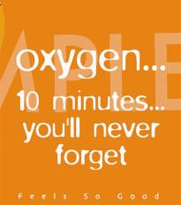 Oxygen Tanning Marketing Package