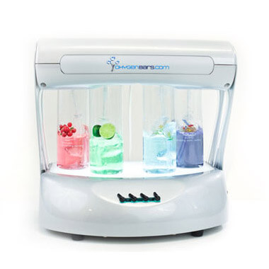Oxygen Bar Supplies Rentals Manufacturing Equipment