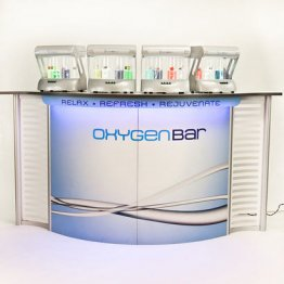 Commercial with Portable Bar