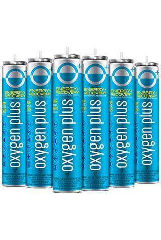 Canned O2 Refills for O2 Dispenser