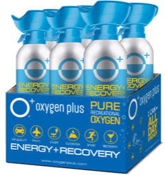Oxygen Bar Retail Products